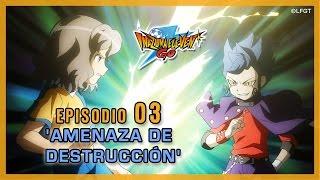 Episodio 3 Inazuma Eleven Go Castellano: «¡AMENAZA DE DESTRUCCIÓN!»