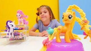 My Little Pony Kuaför Salonu Oyunu