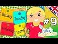 I Giorni In Inglese I Giorni Della Settimana In Lingua Inglese Per Bambini Lezione 09 mp3