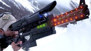 Futuristic SCIFI Weapons That Actually EXIST!