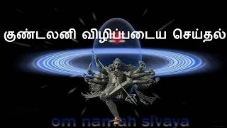 குண்டலனி விழிப்படைய செய்தல் |Power Of KUNDALINI| Sattaimuni Nathar