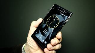 """Lumigon T3 hands on - John McAfee's """"most secure phone"""""""