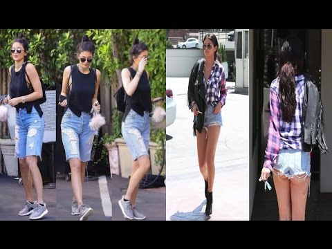 Xxx Mp4 9 Celebrities Who Love Wearing Short Shorts 3gp Sex