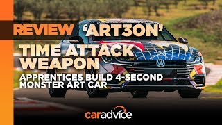 Volkswagen Arteon Time Attack Concept review