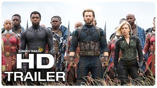 AVENGERS INFINITY WAR Trailer #3 Teaser NEW Thanos Arrival (2018) Marvel Superhero Movie Trailer HD
