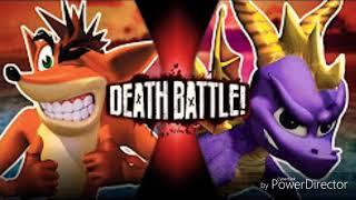 Crash vs Spyro death battle songs ( off-bandicoot and crash and burn )