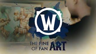 The Fine Art of Fan Art: Thomas Karlsson, digital artist