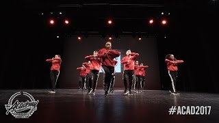 McGill University - Urban Groove Dance Project - The Academy Hip-Hop Dance Competition 2017