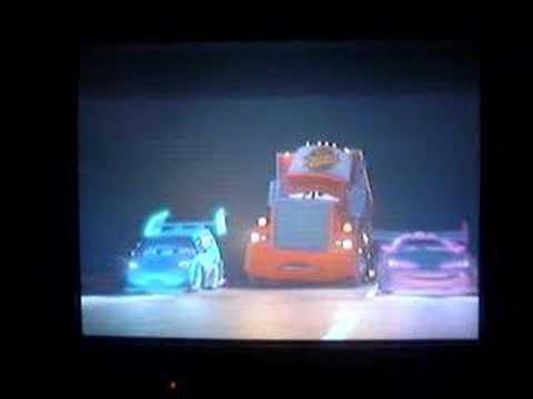 Disney cars RICERS