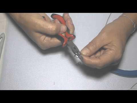 Figuras en alambre de aluminio basicas