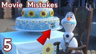 Gorączka Lodu - 5 błędów filmowych