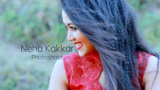 Neha Kakkar | Behind The Scenes | Photoshoot By Deepika's Deep Clicks