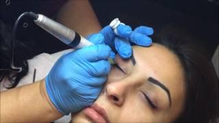 Kalıcı Makyaj Eyeliner Uygulaması Nasıl yapılır?