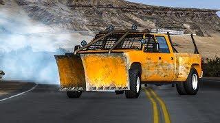 Extreme Crashes #47 - BeamNG Drive