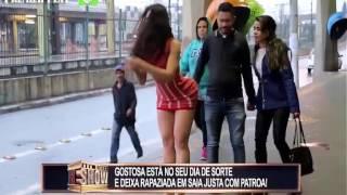 LA MODELO BRASILERIA CON CULO 100% LA VUELVE A HACER