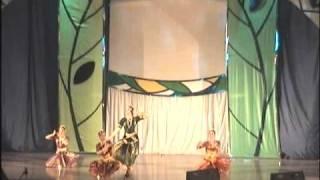 2007 03 04 - holi mela - 1 - 5 - saraswati (moscow) - omkaara