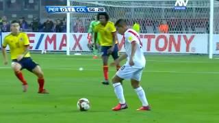 🔴 PERU VS COLOMBIA 1-1 COMPLETO EN VIVO  (1-1)🔴
