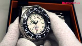 Мужские механические часы Orient Professional Diver 300m SEL02002B0, SEL02003H0, SEL02003W0