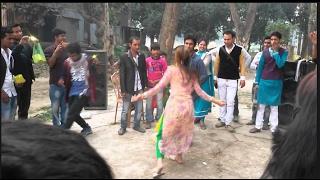 Kushtia Rainweek Badh 2017-কুষ্টিয়া রেইনুক বাঁধ । Kushtia Hot Dance