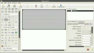 Rapid Application Development with Glade 3.0 part 1