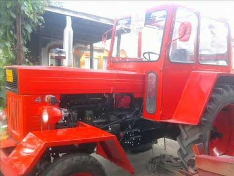 tractor U 650 reconditionare