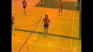 Volleyball tourney 1982