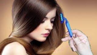 فكرة عبقرية  للتخلص من الشعر المتقصف والجاف ((مجربة ومضمونة😍))