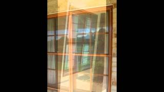 Nets India - Openable Hinged Door Type Mosquito Net for Windows
