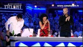 Adéla Ferencova   Česko Slovensko má talent 2011