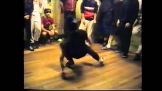 Mad Nicos call out at the Legendary Uppsala jam Sweden 1992