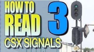 How To Read CSX Signals Part 3