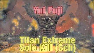FFXIV - The Navel Extreme (SCH Solo Kill)