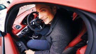 Herr Bergmanns neues Auto