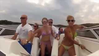 Bikini Boat Crash - Sail