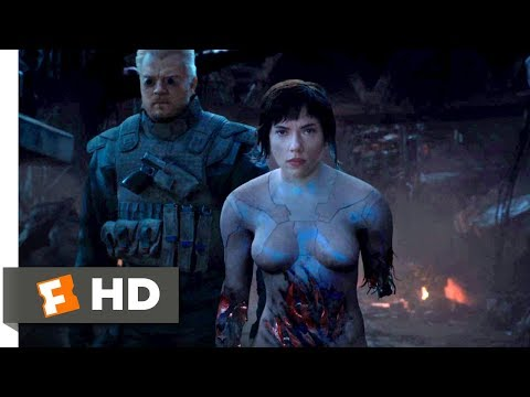 Xxx Mp4 Ghost In The Shell 2017 Consent To Kill Scene 10 10 Movieclips 3gp Sex