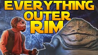 EVERYTHING OUTER RIM - Gameplay, Weapons, Heroes, New Features & More! - Star Wars: Battlefront