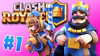 THE PRINCE IS OP!! | Clash Royale [#1]
