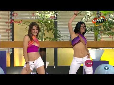 Mariana Tetitas al Aire Descuido ballet de venga la alegria