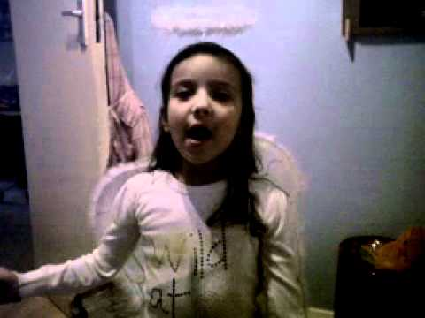 Megan singing no room at the inn x x x x