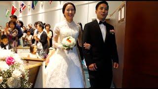 KOREAN AMERICAN WEDDING | AMBW VLOG