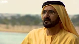 End Iran sanctions, Dubai ruler Sheikh Mohammed tells BBC