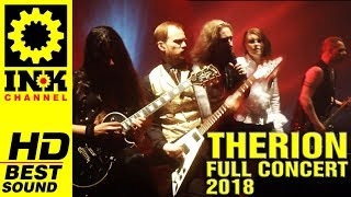 THERION - Full Concert [8/3/2018 @Principal Thessaloniki Greece]