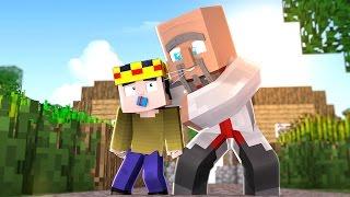 Minecraft: Who's Your Family? Filho Do Lick - SE TORNANDO UM HEROI [02]