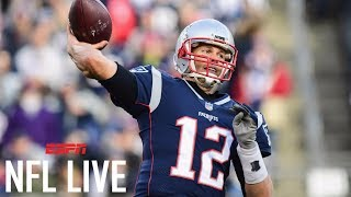 Herm Edwards & Damien Woody think Tom Brady could be the MVP this season at age 40 | NFL Live | ESPN