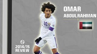 OMAR ABDULRAHMAN عمر عبدالرحمن | Goals, Skills, Assists | Al Ain | 2014/2015 (HD)