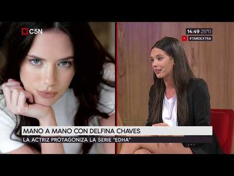 Xxx Mp4 TardeXTRA Mano A Mano Con Delfina Chaves 3gp Sex