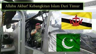 Allahu Akbar! Kebangkitan Sultan Brunei & Tentara Pakistan Membela Islam Ini Panji Hitam Akhir Zaman