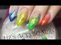 Download Lagu Acrylic Nails | Neon | Indian Summer