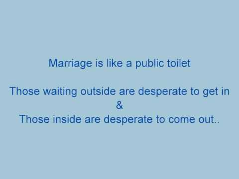 Xxx Mp4 Funny Comedy SMS About Love Marriage Is Like Public Toilet 3gp Sex