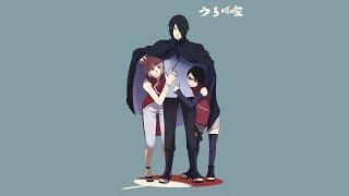 Boruto: Naruto Next Generations Ending 2 Full『Scenarioart - Sayonara Moon Town』
